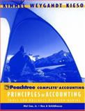 Principles of Accounting : Tools for Business Decision Making, Weygandt, Jerry J. and Kieso, Donald E., 0471084824