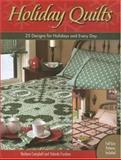 Holiday Quilts, Barbara Campbell and Fundora Yolanda, 0896894827