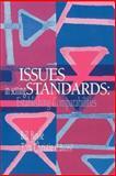 Issues in Setting Standards : Establishing Standards, Christie, Tom, 0750704829