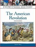 The American Revolution, Burg, David F., 0816064822