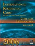International Residential Code for One- And Two-Family Dwellings, International Code Council, 1580014828