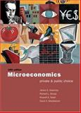 Microeconomics : Private and Public Policy, Gwartney, James D. and Stroup, Richard L., 0030344824