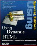 Special Edition Using Dynamic HTML, Gulbransen, David and Rawlings, Kenrick, 0789714825