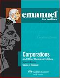 Emanuel Law Outlines : Corporations 7e, Emanuel, Steven, 1454824824
