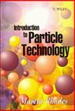 Introduction to Particle Technology, Rhodes, Martin J., 0471984825
