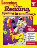 Learning Library Phonics, Reading and Spelling, , 156234482X