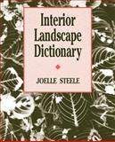 Interior Landscape Dictionary 9780471284826