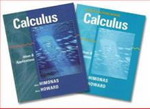 Calculus, Alex Himonas and Alan Howard, 0471654825