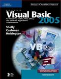 Microsoft Visual Basic 2005 for Windows, Mobile, Web, Office and Database Applications : Comprehensive Concepts and Techniques, Cashman, Thomas J. and Quasney, 0619254823