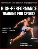 High-Performance Training for Sports, Dan Lewindon, 1450444822