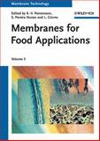 Membranes for Food Applications, , 3527314822