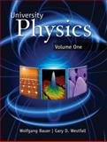 University Physics Volume 1 (Chapters 1-20), Bauer, Wolfgang W. and Westfall, Gary Duane, 0077354834