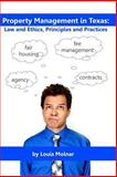 Property Management in Texas, Louis Molnar, 1494354837