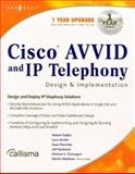 Cisco AVVID and IP Telephony Design and Implementation, Thurston, Sean, 1928994830