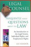 Legal Counsel, Les Vandor, 1550224832