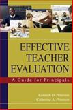 Effective Teacher Evaluation : A Guide for Principals, , 1412914833