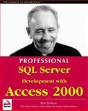SQL Server Development with Access 2000, WROX Author Team, 1861004834