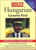 Hungarian Cassette Pack, Berlitz Editors, 2831514835