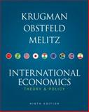 International Economics : Theory and Policy, Krugman, Paul and Obstfeld, Maurice, 013274483X