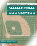Fundamentals of Managerial Economics, Hirschey, Mark, 0324584830