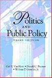 Politics and Public Policy, Carl E. Van Horn and Donald C. Baumer, 1568024835