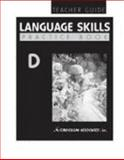 Language Skills : Level D, Woodruff, G. Willard and Moore, George, 076092483X