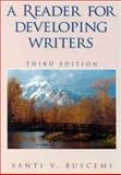A Reader for Developing Writers, Buscemi, Santi V., 0070094845
