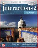 Interactions 2 - Reading Student Book Plus e-Course Code : Silver Edition, Hartmann and Hartmann, Pamela, 0077194845