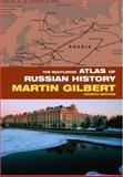 The Routledge Atlas of Russian History, Gilbert, Martin, 0415394848
