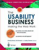 The Usability Business : Making the Web Work, Dorazio, Pat, 1852334843