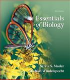 Essentials of Biology with Connect Plus Access Card, Mader, Sylvia S., 0077474848