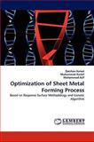Optimization of Sheet Metal Forming Process, Zeeshan Azmat and Muhammad Kashif, 3838344847