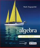 Algebra for College Students, Dugopolski, Mark, 0077224841