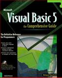 The Comprehensive Guide to Visual Basic 5.0, Mansfield, Richard, 1566044847