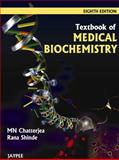 Textbook of Medical Biochemistry, Chatterjea, M. N., 9350254840