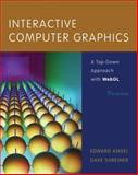 Interactive Computer Graphics with WebGL, Angel, Edward and Shreiner, Dave, 0133574849