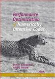 Performance Optimization of Numerically Intensive Codes, Goedecker, Stefan and Hoisie, Adolfy, 0898714842