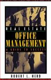 Real Estate Office Management 9780324184846