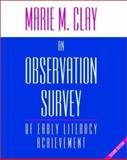 An Observation Survey : Of Early Literacy Achievement, Clay, Marie M., 0325004846