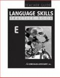 Language Skills : Level E, Woodruff, G. Willard and Moore, George, 0760924848