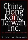 China, Hong Kong, Taiwan, Inc., Willem Van Kemenade, 0679454845
