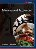 Management Accounting 9780324234848