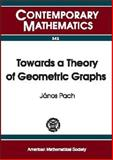 Towards a Theory of Geometric Graphs, , 0821834843
