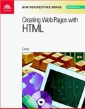 New Perspectives on Creating Web Pages with HTML - Comprehensive, Carey, Patrick, 0760064849