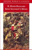 King Solomon's Mines, H. Rider Haggard, 0192834851