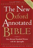The New Oxford Annotated Bible 9780195284850