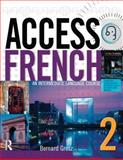 Access French 2, Bernard Grosz, 0340884851
