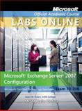 Microsoft Exchange Server 2007 Configuration with Moac Labs Online 9780470874851