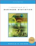 Business Statistics, Weiers, Ronald M., 0534464858