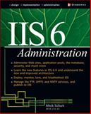 IIS 6 Administration, Tulloch, Mitch, 0072194855